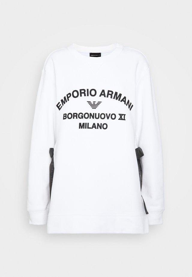 Sweatshirts - bianco ottico