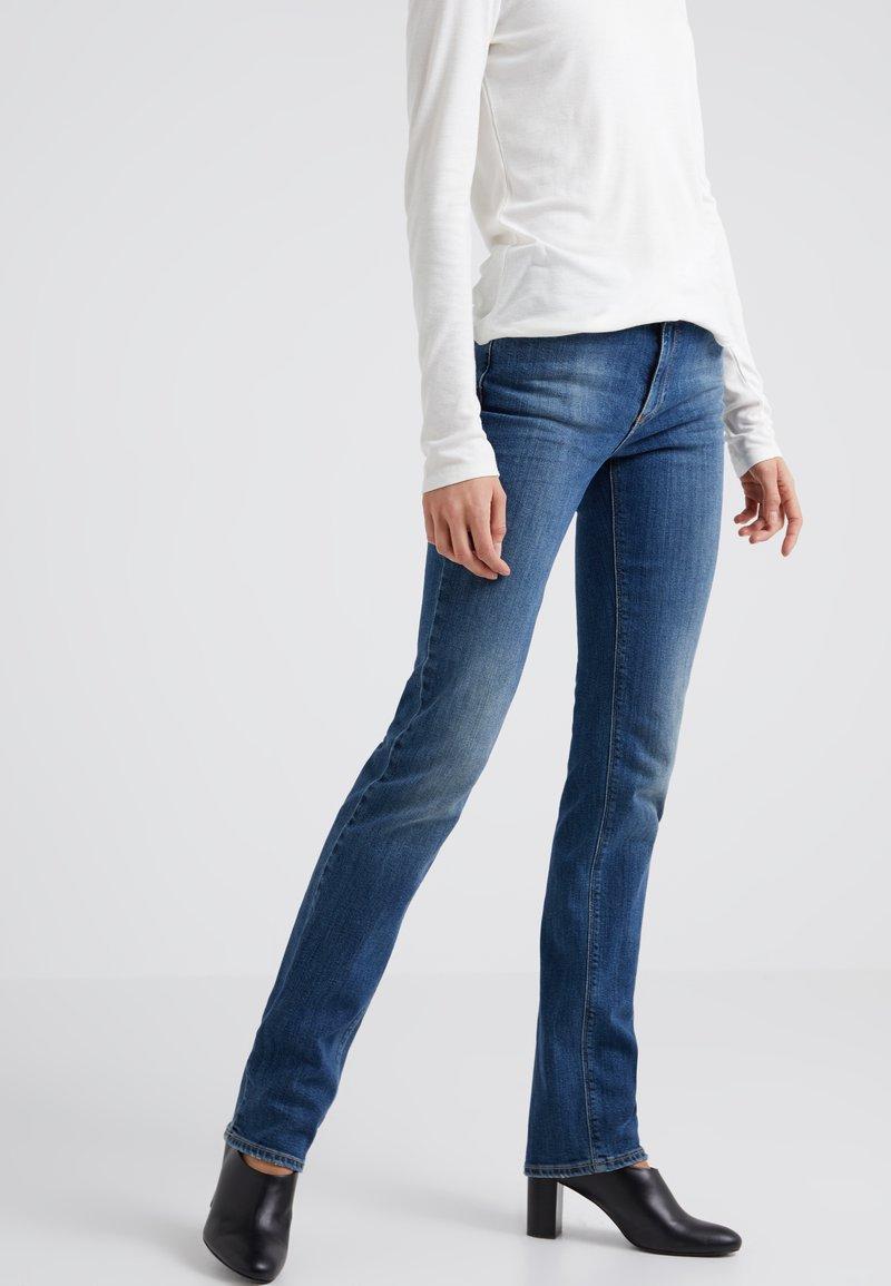 Emporio Armani - Straight leg jeans - blue denim