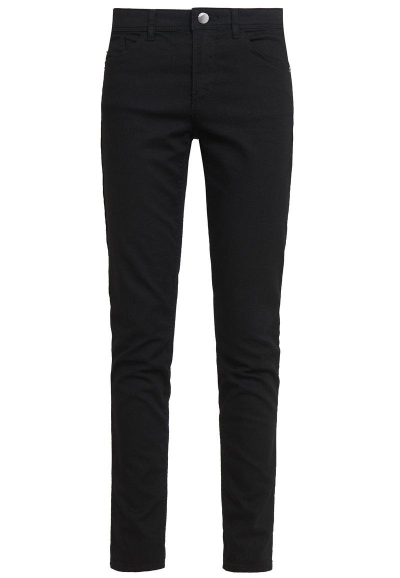 Emporio Armani - Skinny džíny - denim nero