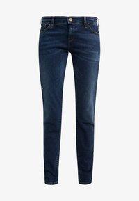 Emporio Armani - Jeans Skinny Fit - denim blue - 4