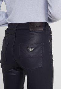 Emporio Armani - Jeans Skinny Fit - purple - 4