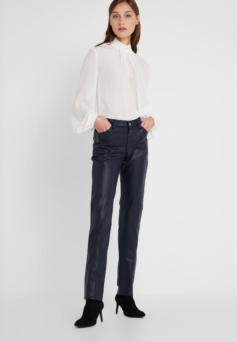 Emporio Armani - Jeans Skinny Fit - blu zen