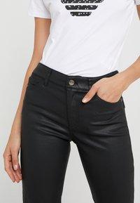 Emporio Armani - Jeans Skinny Fit - nero - 3