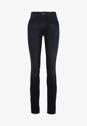 POCKETS PANT - Jeans Skinny Fit - dark blue denim