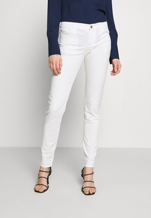 POCKETS PANT - Jeans Skinny Fit - bianco