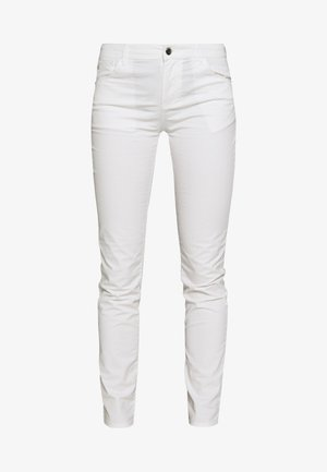 POCKETS PANT - Jeansy Skinny Fit - bianco