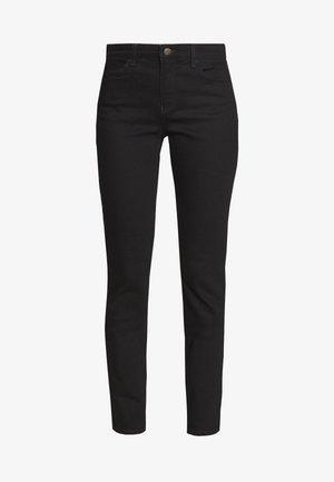 5 POCKETS PANT - Jeans Skinny Fit - black