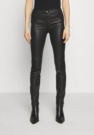 5 POCKETS PANT - Jeans slim fit - nero