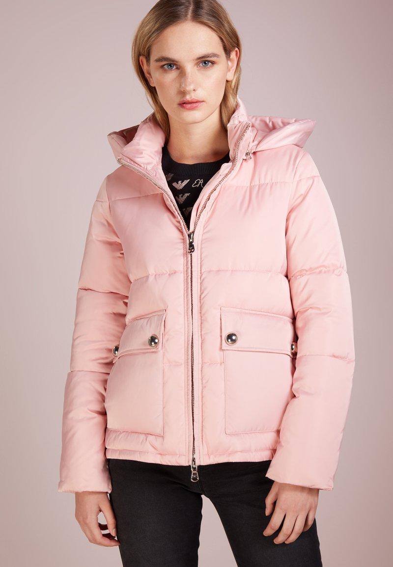Emporio Armani - Winterjacke - pink