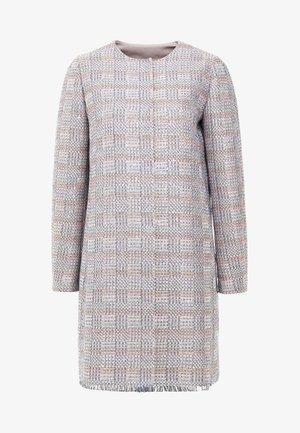 Classic coat - beige/multicolour