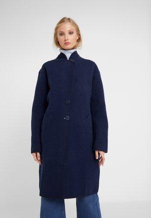 Zimní kabát - blu zen