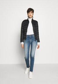 Emporio Armani - BLOUSON JACKET - Light jacket - nero - 1