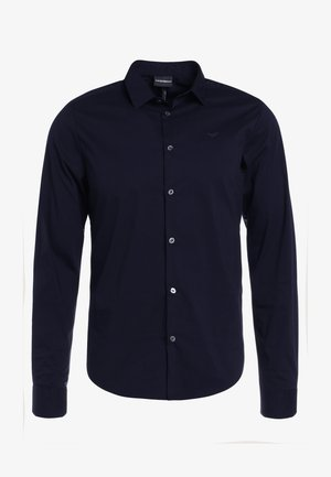 Finskjorte - dark blue