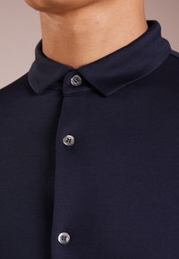 Emporio Armani - CAMICIA - Shirt - blue navy - 4