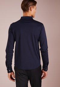 Emporio Armani - CAMICIA - Shirt - blue navy - 2