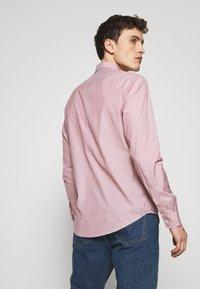 Emporio Armani - Camicia elegante - bordeaux - 2