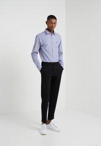 Emporio Armani - Camisa elegante - dark blue - 1