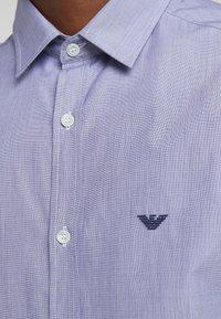 Emporio Armani - Camisa elegante - dark blue - 4