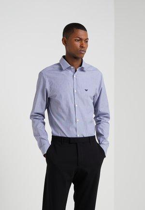 Businesshemd - dark blue