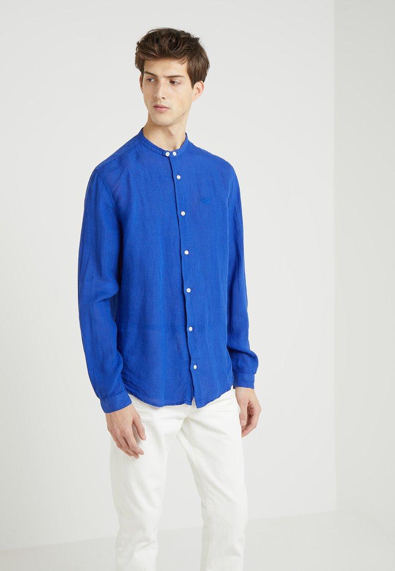 Emporio Armani - Hemd - royal blue
