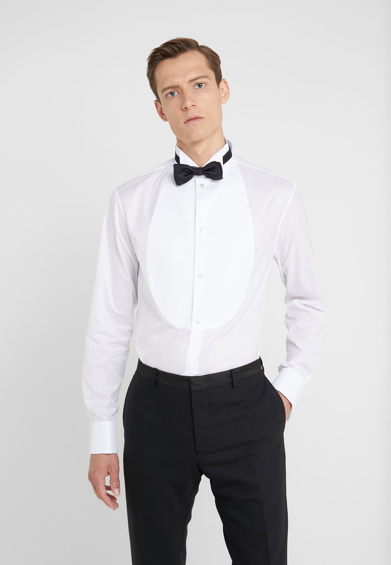 Emporio Armani - CAMICIA - Zakelijk overhemd - white