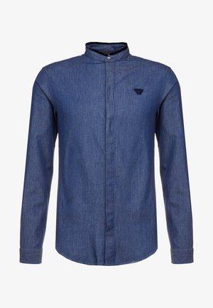 CAMICIA - Overhemd - denim blu