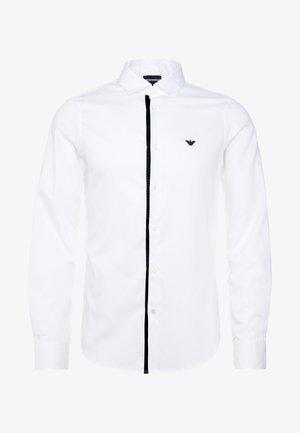 CAMICIA SLIM FIT - Camisa elegante - bianco ottico