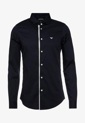 CAMICIA SLIM FIT - Formální košile - blue navy