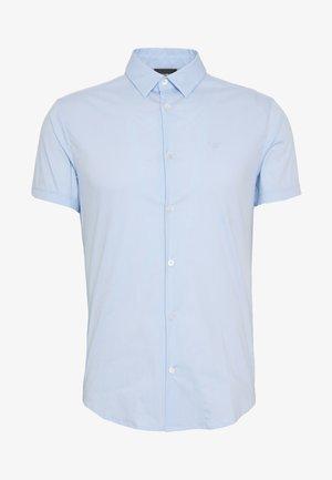 CAMICIA TESSUTO - Shirt - azzurro