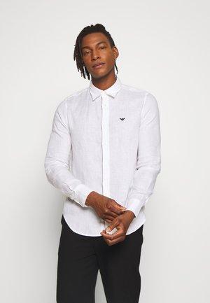 CAMICIA TESSUTO  - Camicia - bianco ottico
