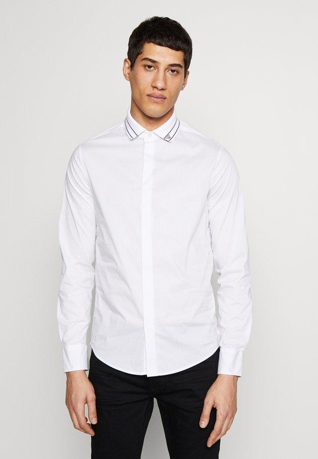 CAMICIA TESSUTO - Shirt - white
