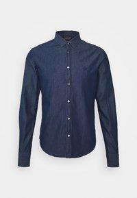 Emporio Armani - Camicia - blue denim - 4