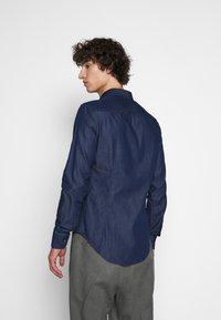 Emporio Armani - Camicia - blue denim - 2