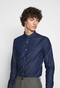 Emporio Armani - Camicia - blue denim - 3