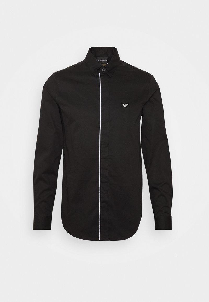 Emporio Armani - Camicia - black