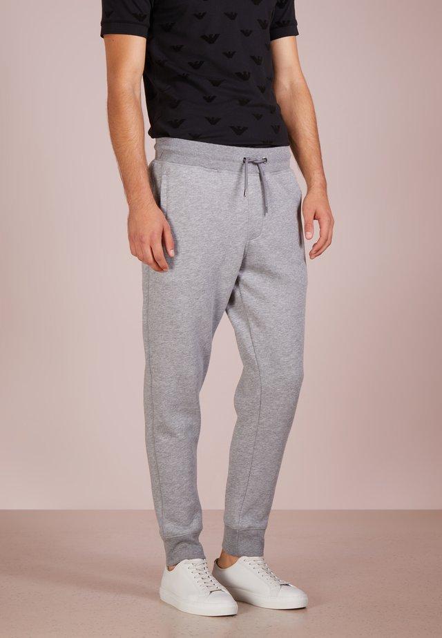 PANTALONI - Pantaloni sportivi - mottled grey