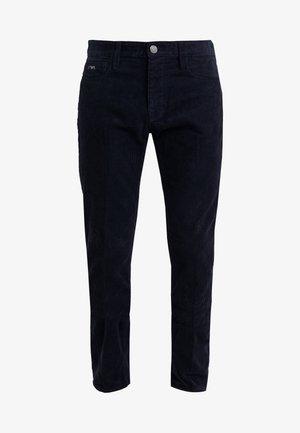 Kalhoty - blu navy