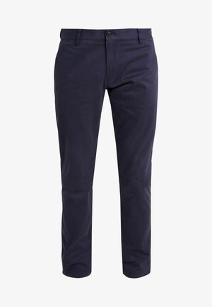 PANTALONI - Chinosy - blue navy