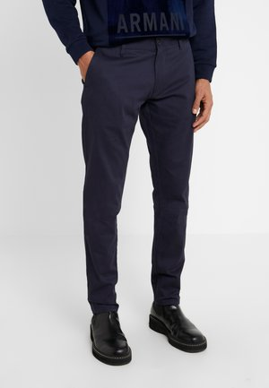 PANTALONI - Chinot - blue navy
