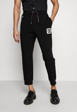 PANTALONI TESSUTO - Pantalones deportivos - black