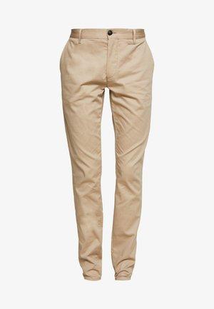 PANTALONI TESSUTO - Chino kalhoty - beige