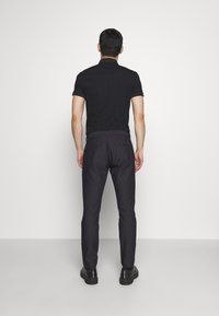 Emporio Armani - PANTALONI TESSUTO - Pantalon classique - blu navy - 2