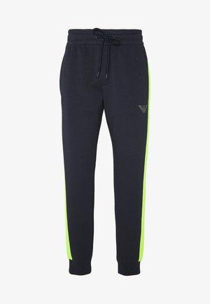 PANTALONI  - Pantalon de survêtement - blu navy