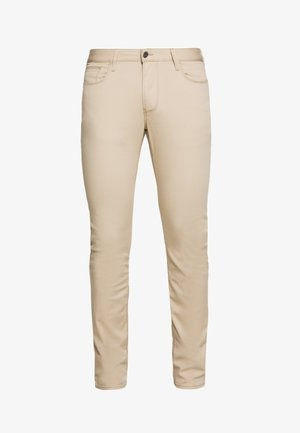 TESSUTO - Kalhoty - beige