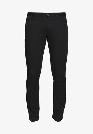 TESSUTO - Pantalones - nero