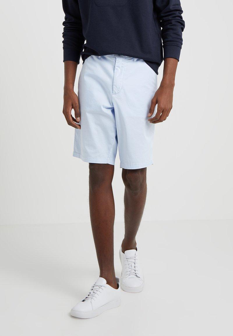 Emporio Armani - BERMUDA - Shorts - light blue