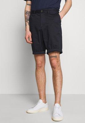 BERMUDA - Shorts - blu navy