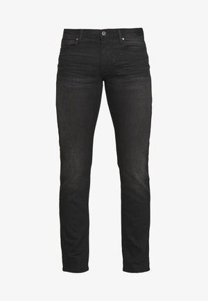 Slim fit jeans - denim nero