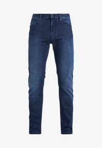 Emporio Armani - Jeansy Slim Fit - blue denim - 4