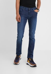 Emporio Armani - Jeansy Slim Fit - blue denim - 0